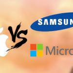 "Microsoft กับ Samsung ""เงิบ"" อีกแล้ว"