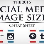 ขนาดภาพบน Social Media ที่สำคัญ