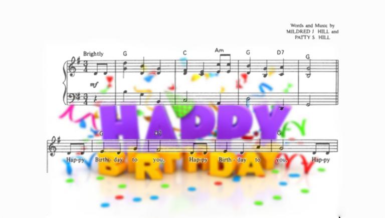 เพลง Happy Birthday มีลิขสิทธิ์ ด้วยนะ