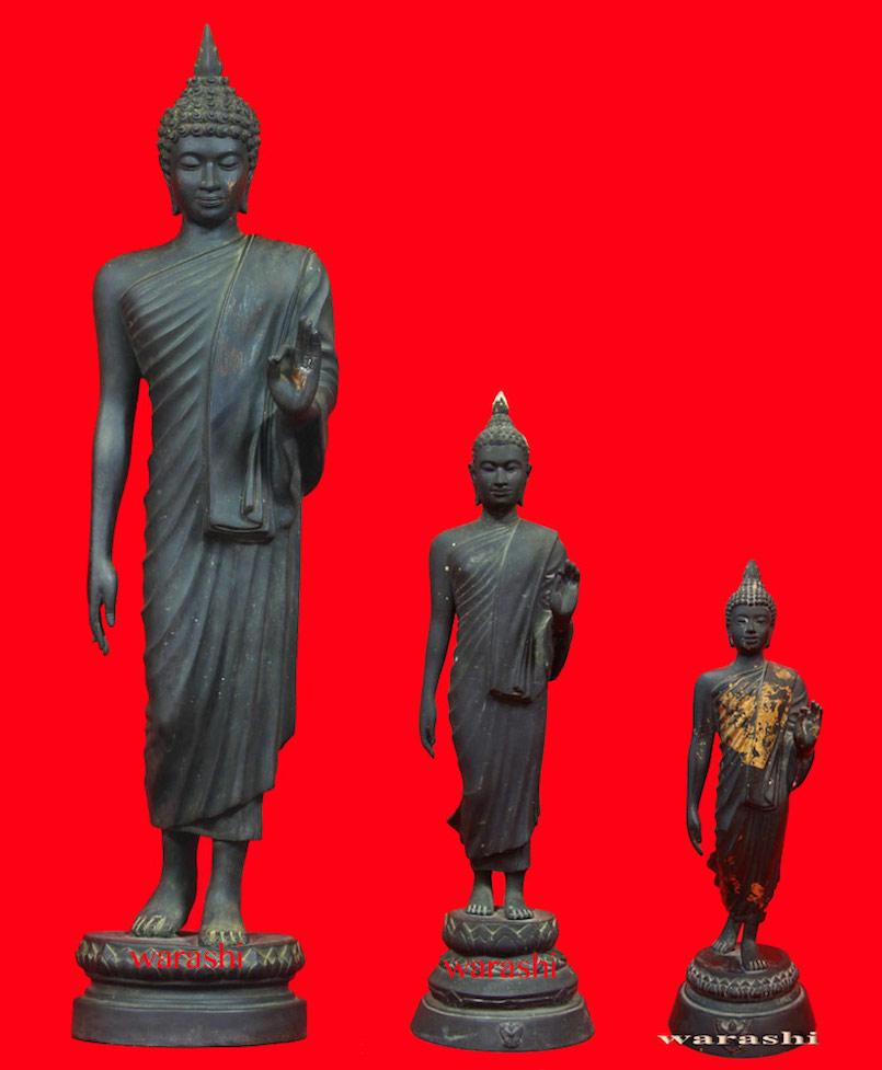 พระบูชา-25-พุทธศตวรรษ-ปี-2500-ด้านหน้า