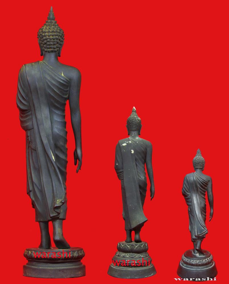 พระบูชา-25-พุทธศตวรรษ-ปี-2500-ด้านหลัง