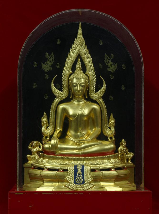 พระพุทธชินราช กองทัพภาคที่ 3 ปี2517.